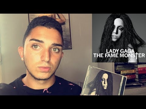 LADY GAGA: THE FAME MONSTER ALBUM REVIEW/REACTION (UNPOPULAR OPINIONS)