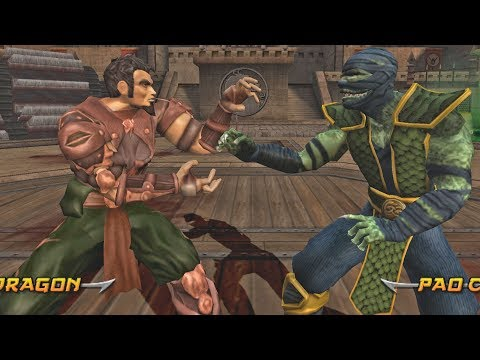 Mortal Kombat Armageddon JAREK - VERY HARD (PS2)【TAS】 thumbnail