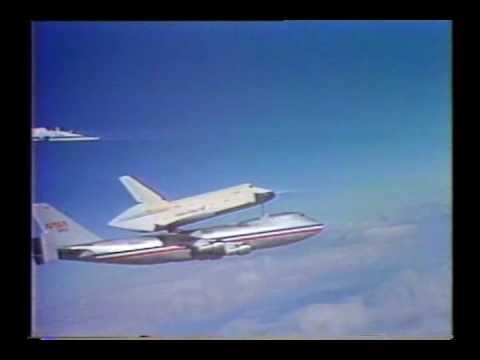 Enterprise First Test Flight 1977 cut 2