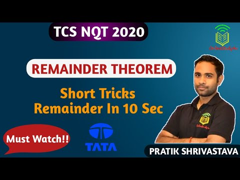 Repeat Calculate Unit Digit in 10 seconds ! TCS NQT 2020 ! Pratik