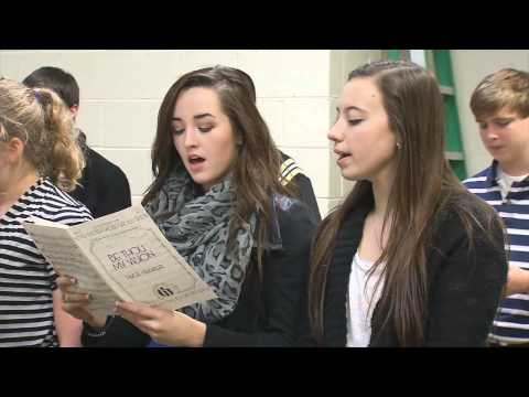 Songs of the Season: Cross Lanes Christian School