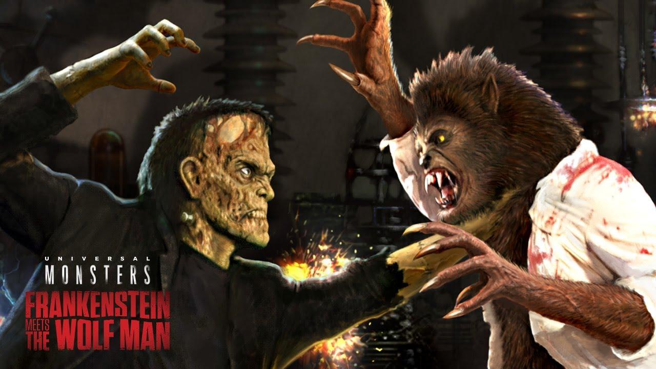 Universal Studios Halloween Horror Nights 2019 Theme.Universal Monsters Houses Announced For Universal Studios