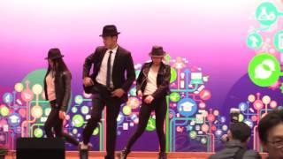 仁濟醫院靚次伯紀念中學 - 二十週年校慶舞蹈表演