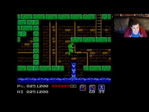 Teenage Mutant Ninja Turtles (NES) Defeated! with Mike Matei