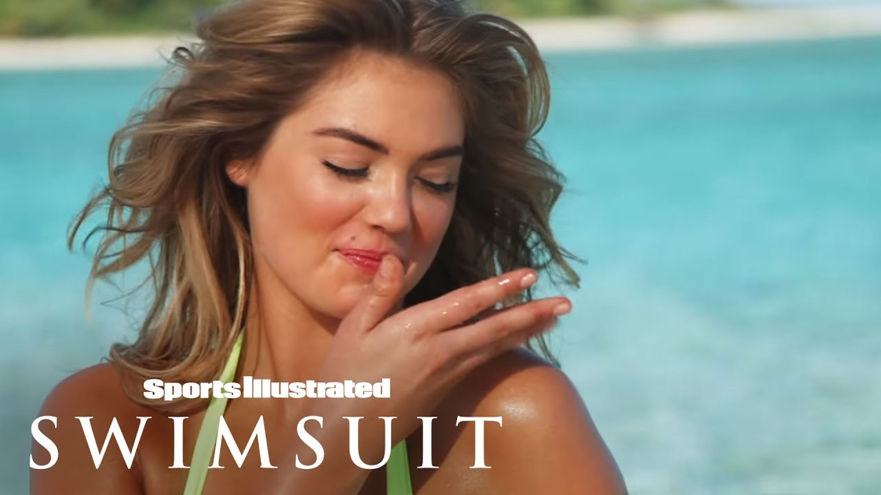 Kate Upton Outtakes 14 Sports Illustrated Swimsuit Youtube