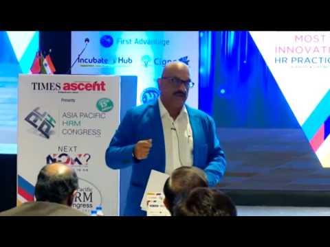Asia Pacific HRM Congress 2016 - Dr. R. L. Bhatia