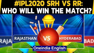 IPL 2020: RR vs SRH: Sunrisers Hyderabad aim to come to winning ways against Rajasthan Royals