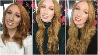 DIY: How To Install Micro Ring Hair Extensions & All About My Extensions!