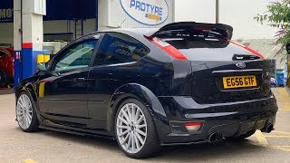 YOU NEED TO DO THIS TO YOUR CAR   WHEEL BALANCING, ALIGNMENT AND TRACKING   MK2 FOCUS ST