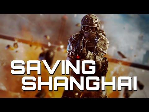 Battlefield 4: Saving Shanghai - Clutch Moments (60FPS)