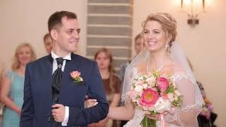 Свадьба Олега ❤️ Ирины 01.07.2017 (парк-отель Орловский).