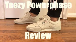 Adidas Yeezy Powerphase 'Calabasas' Review + On Feet