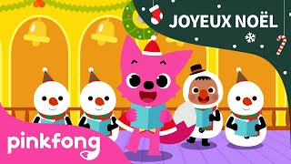 Dansons le Twist de Noël, Pinkfong | Chansons de Noël | Chansons pour Enfants ! Pinkfong Bébé Requin