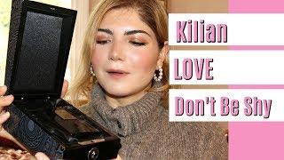 Kilian LOVE Don't Be Shy Parfüm Kutu Açılımı ve İncelemesi | Deniz Kömürcü
