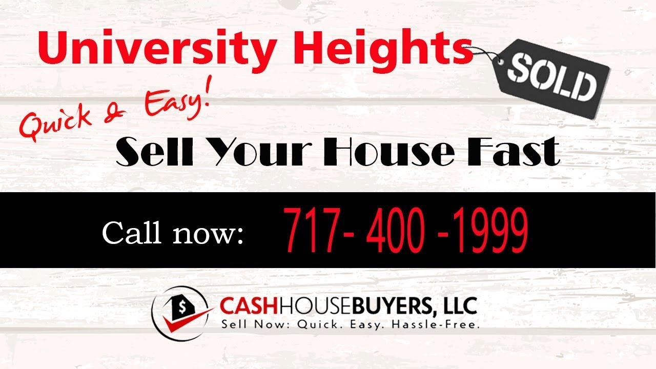 HOW IT WORKS We Buy Houses University Heights Washington DC   CALL 717 400 1999   Sell Your House