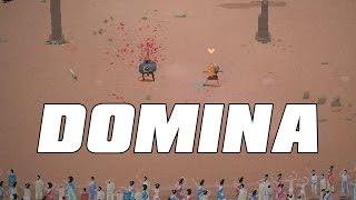 Domina - Gladiator Simulator - First Championship Game