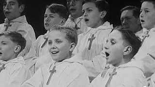 Messe de Noël 1948 (INA)
