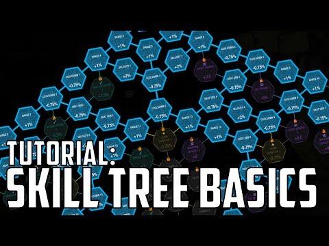 MWO Tutorial - Skill Tree Basics