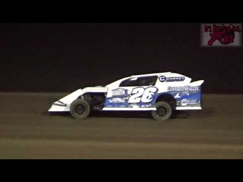Salina Speedway - 4-27-18 - CSR Manufacturing Northern Sport Mod Heat Races