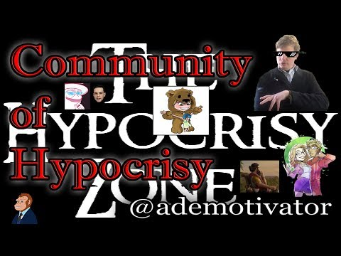 Community Of Hypocrisy