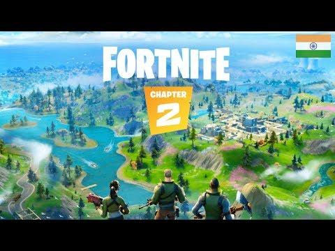 Fortnite Chapter 2 • Fortnite Live Stream India Powered By Zeher