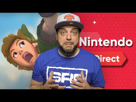 Proof Of Nintendo Direct Coming SOON? + Skyward Sword HD For Switch NASTY Glitch?!