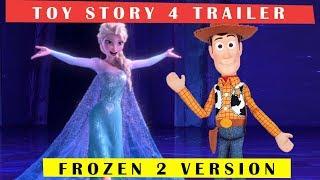 Історія Іграшок 4 Трейлер | Заморожені 2 Версії | Заморожені 2 Стиль