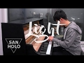 San Holo - Light (Tony Ann Piano Cover) video & mp3