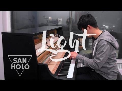 San Holo - Light (Tony Ann Piano Cover)