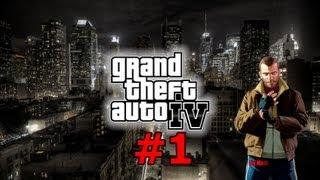 Grand Theft Auto 4 En español Parte 1