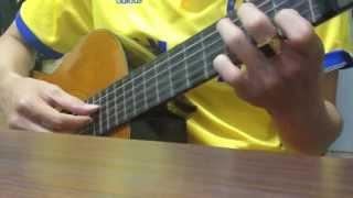 Ngoi sao pha le - Guitar cover.