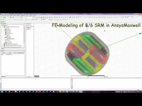 Solar powered SRM for EV applications