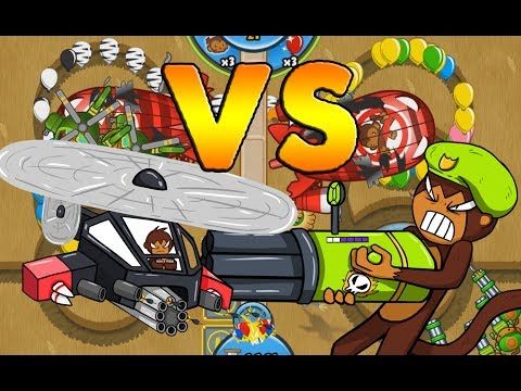 BTD Science - The Battle Of Micro