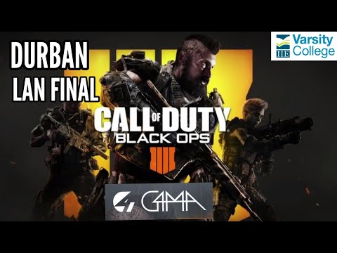 Durban LAN Gaming Event Finals hosted by GAMA
