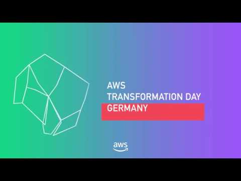 The Future of Enterprise IT for Financial Services | AWS Transformation Day