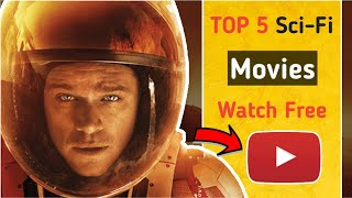 Top 5 Best Sci-Fi Movies dubbed in Hindi on Youtube.