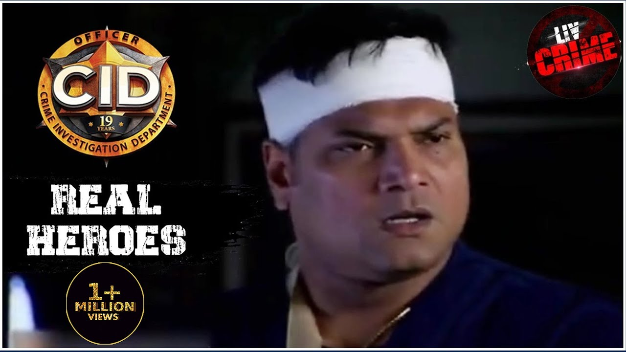 Download Road To Recovery | सीआईडी | CID | Real Heroes
