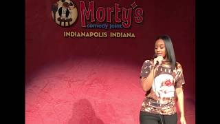 My First Time Doing Stand Up Comedy Jasmine Luv