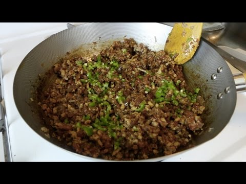 Ethiopian Food - How to Make Dulet Lebleb