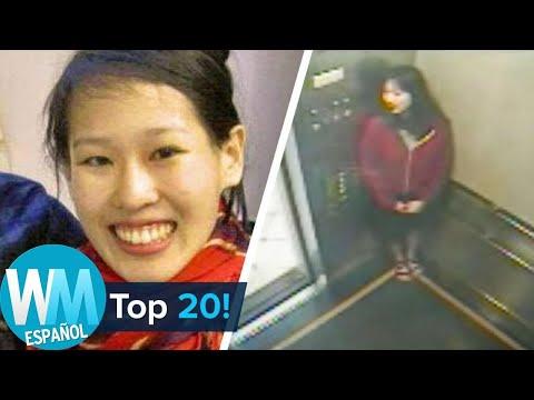 ¡Top 20 Misterios