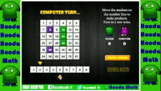 Multiplication Game Walkthrough