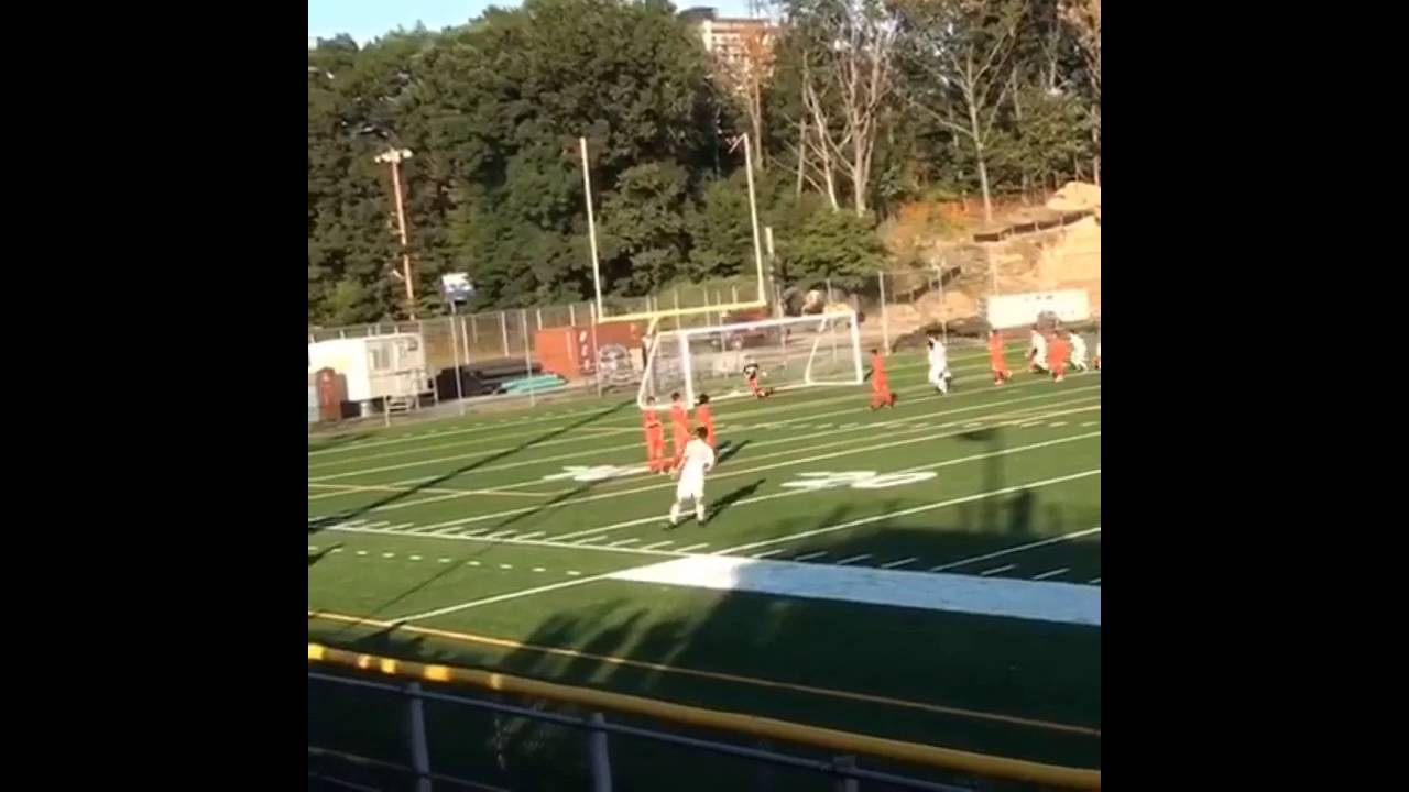 WATCH Jared Brusco Bends It Like Beckham In Fort Lees 3