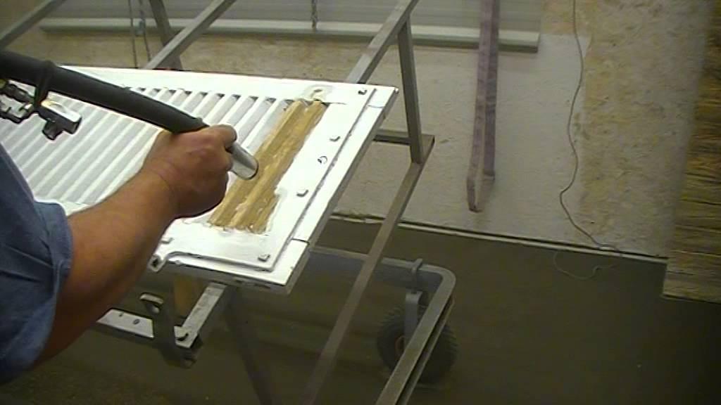 marvelous prix decapage volets bois #11: aérogommage sur bois