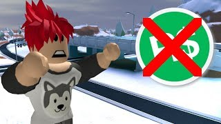 THE END OF THE ROBUX FREE IN ROBLOX