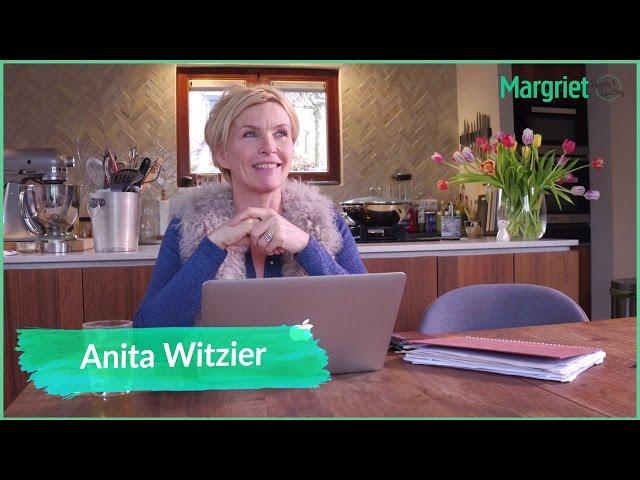 Op de koffie bij columnist Anita Witzier