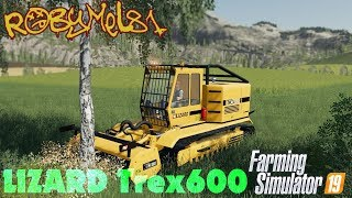 Farming Simulator 2019 - ITA - LIZARD Trex600 - TEST MOD (CONSOLE/PC)