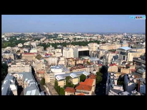 Bucharest - the Capital of Romania