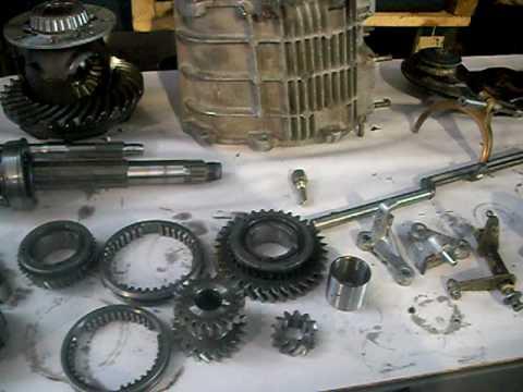2 jeff s porsche 915 transmission being built for the dually youtube youtube