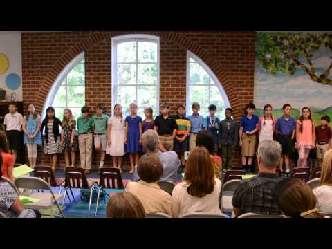 Fourth-Grade Song | Westminster Schools of Augusta 2015