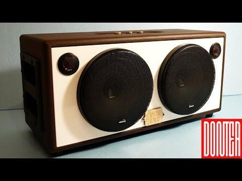 DIY Bluetooth Speaker Build | HOW TO